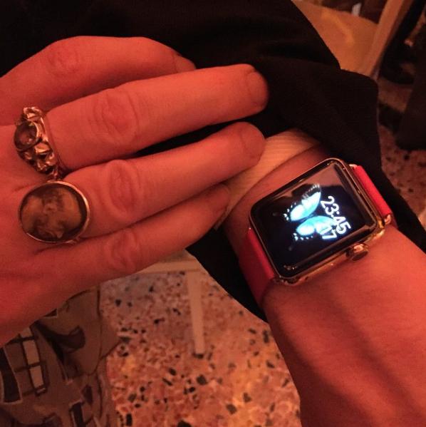 Jony Ive Apple Watch Milano 2