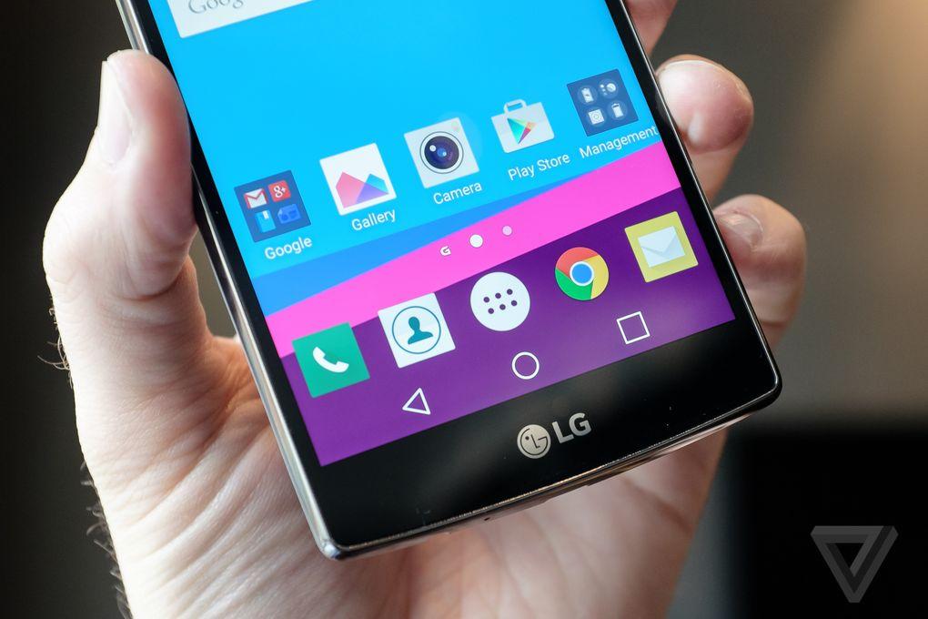 LG G4 imagini carcasa