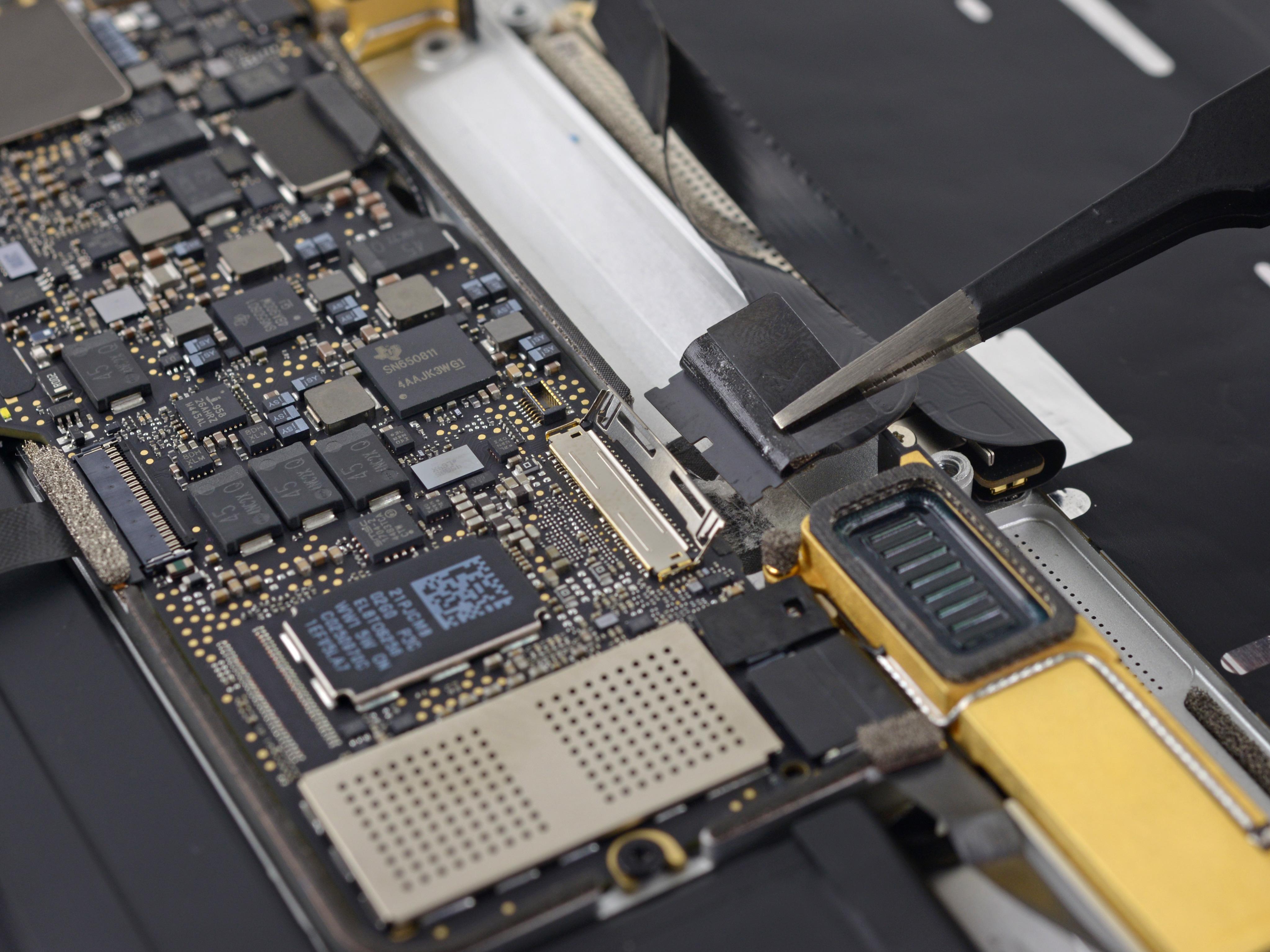 MacBook 12 inch placa logica