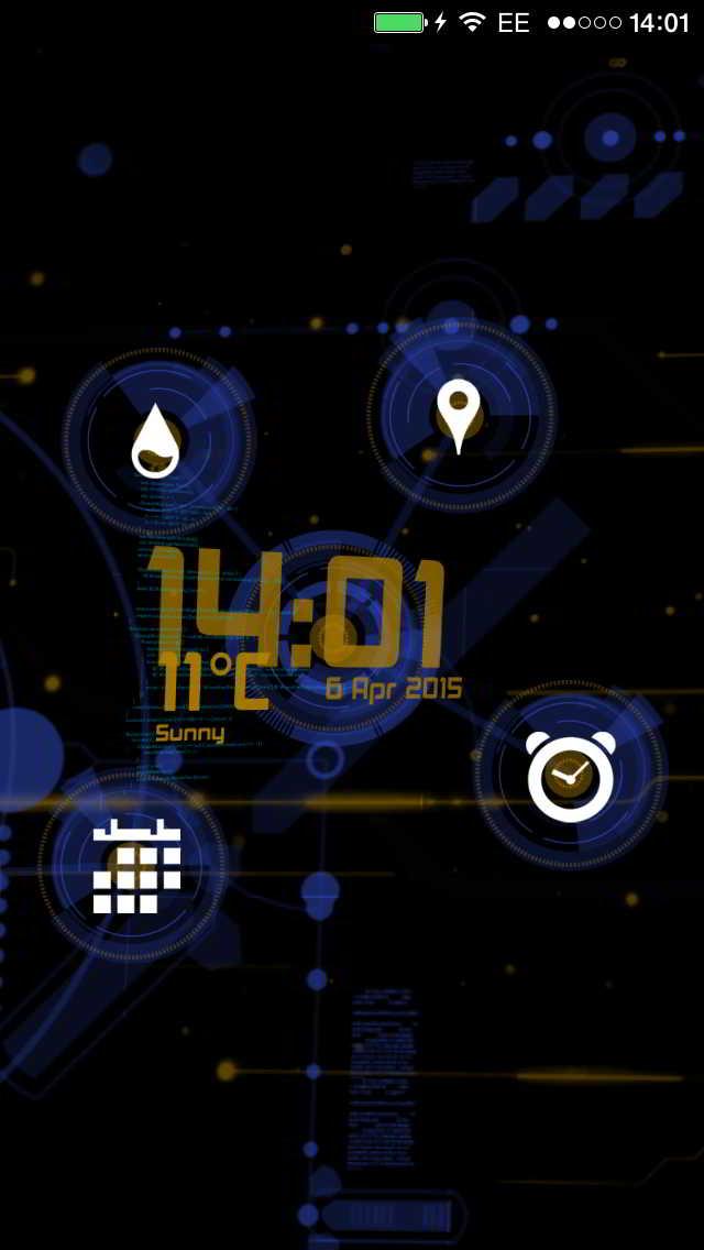 NextGenUI5 (iOS 8)