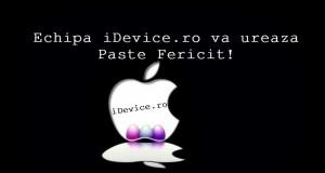 Paste Fericit iDevice.ro