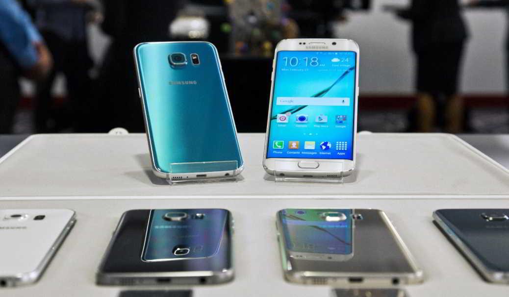 Samsung Galaxy S6 china