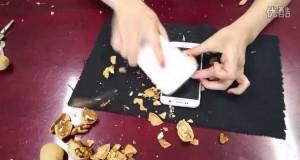 Samsung Galaxy S6 spart nuci