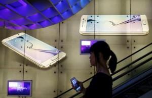Samsung vanzari smartphone - iDevice.ro