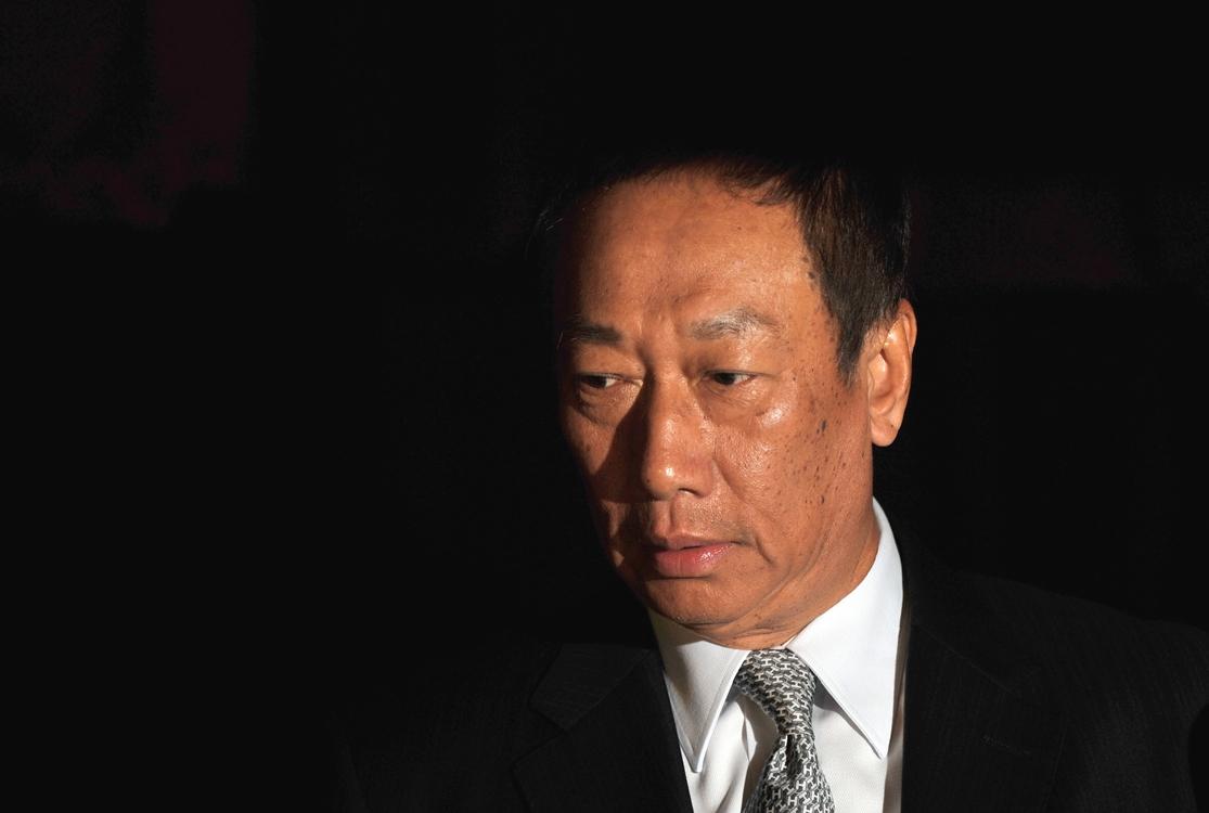 Terry Guo CEO Foxconn