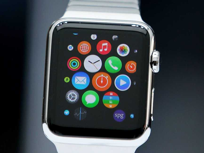 Watch OS iOS 8.2