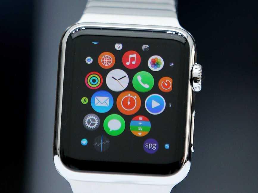 Watch OS iOS 8.2