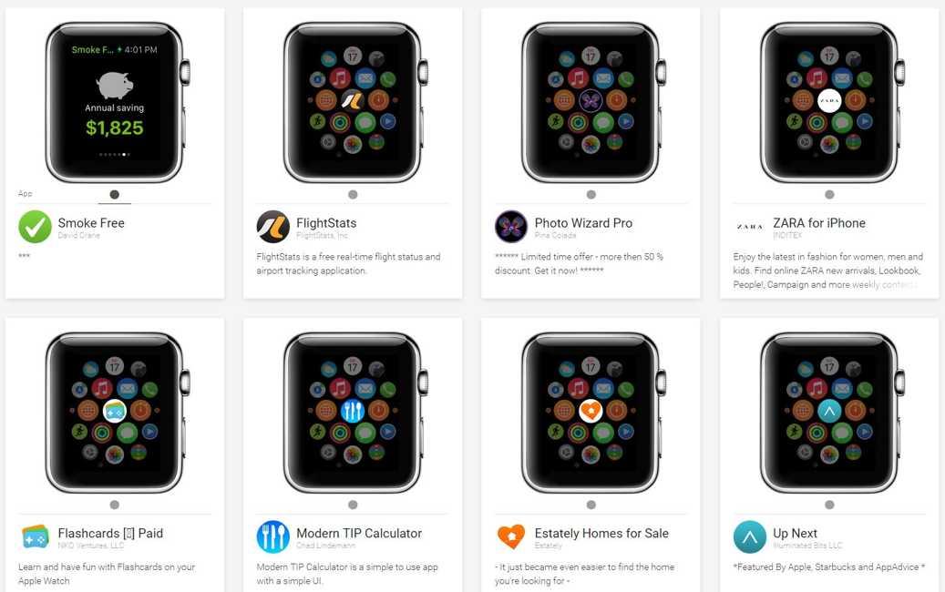 aplicatii Apple Watch testare