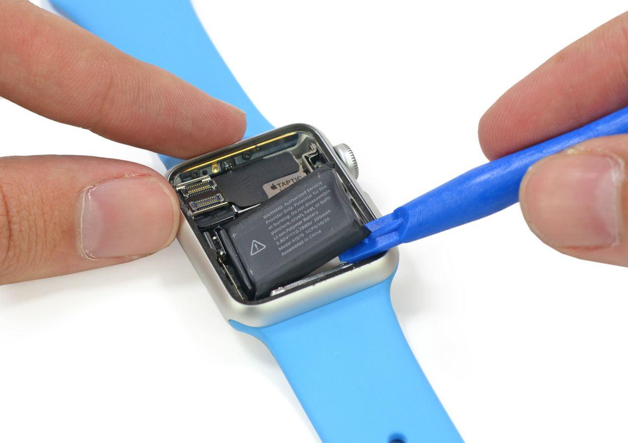 baterie Apple Watch
