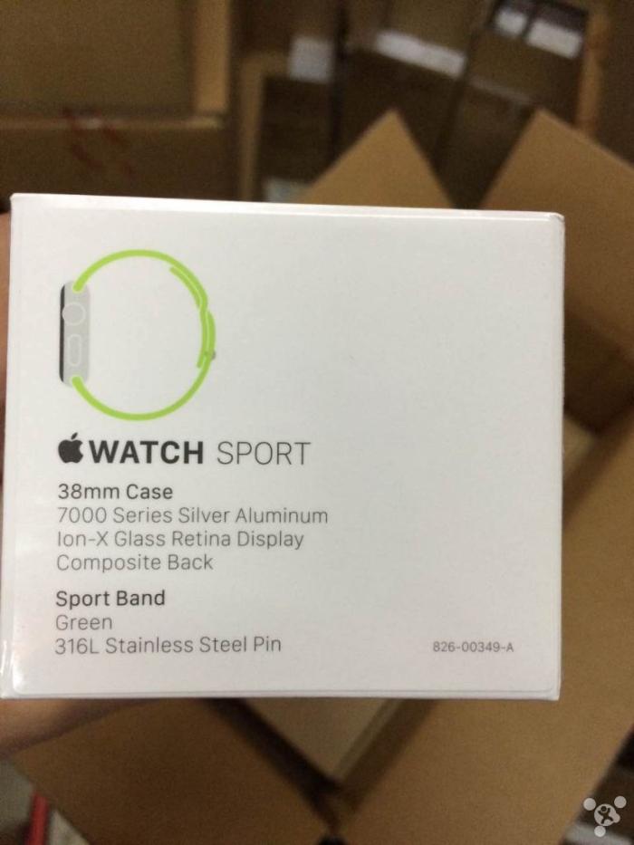 cutie Apple Watch 1