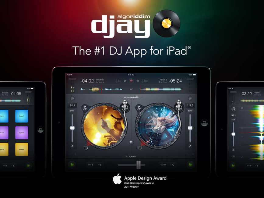 dJay 2 iPad