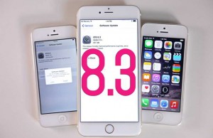 downgrade iOS 8.3