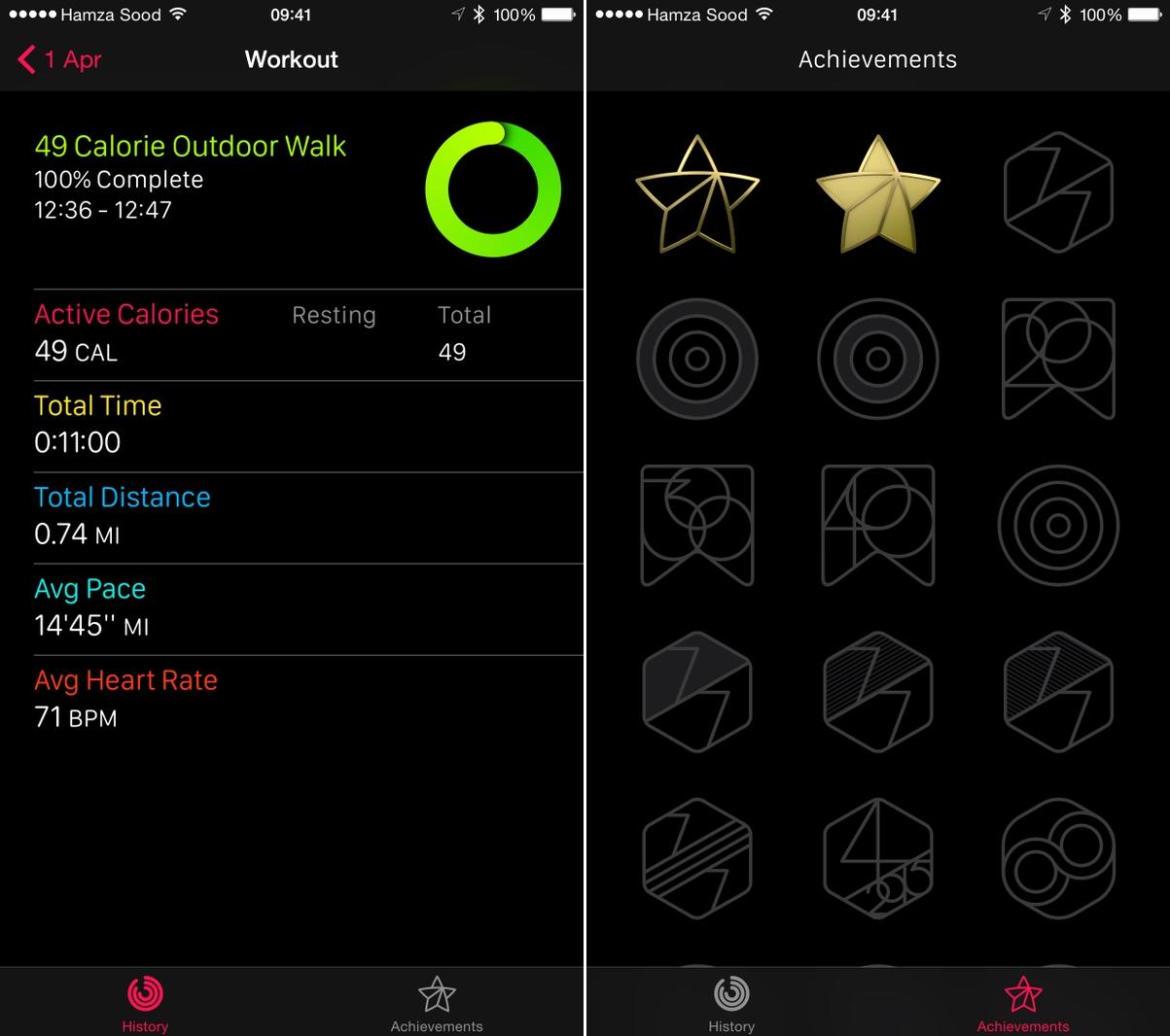 iOS 8.2 Activity 1