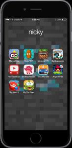 iOS pentru copiii 13
