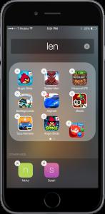 iOS pentru copiii 6