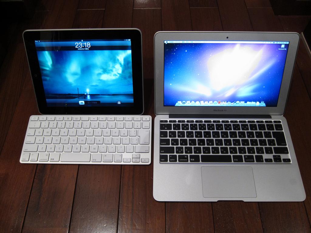 iPad vs Mac
