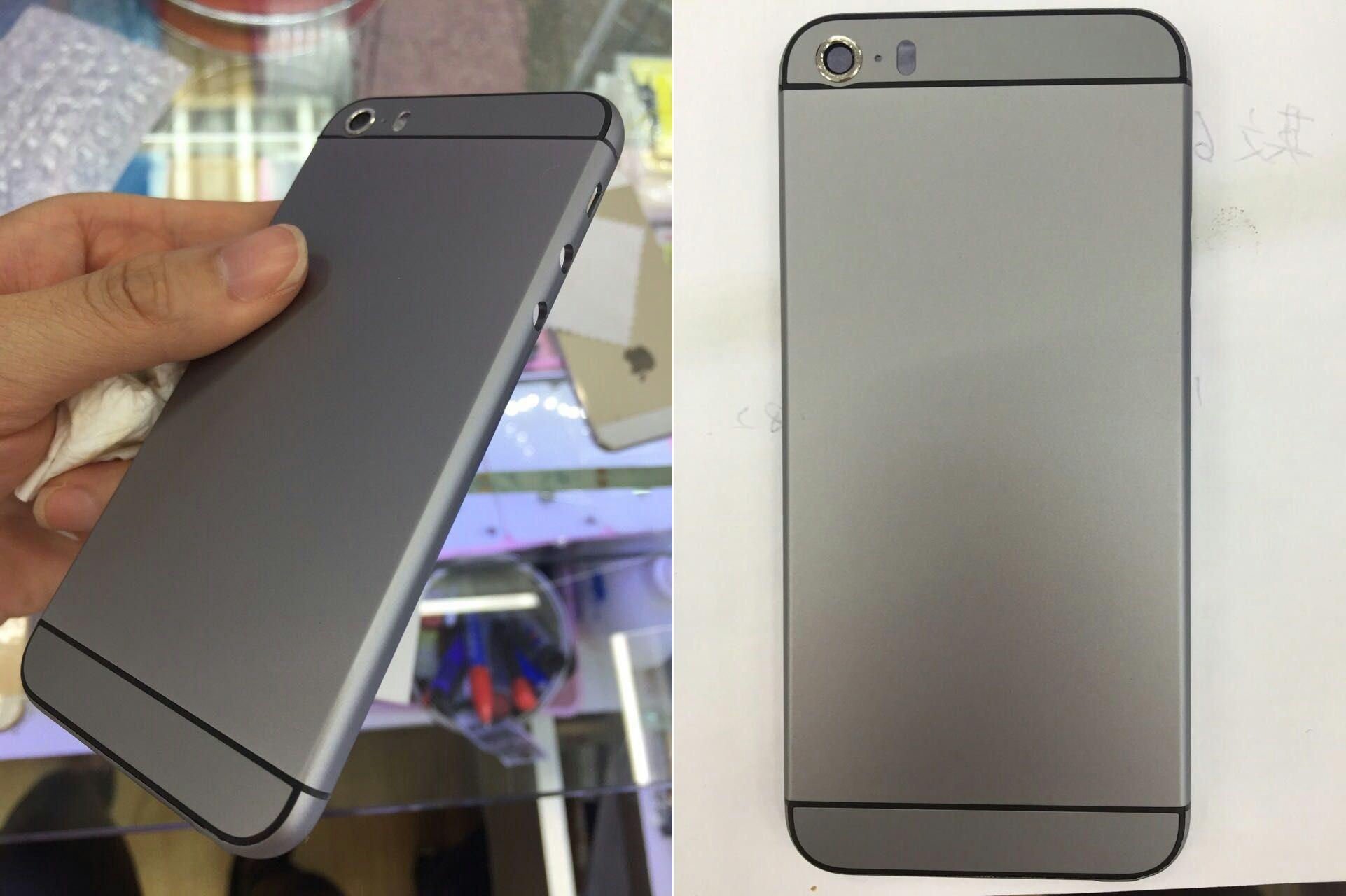 iPhone 6C carcasa imagini 1