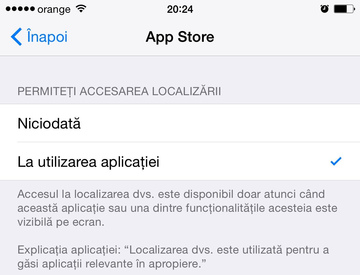 iPhone imbunatatire autonomie baterie - iDevice.ro