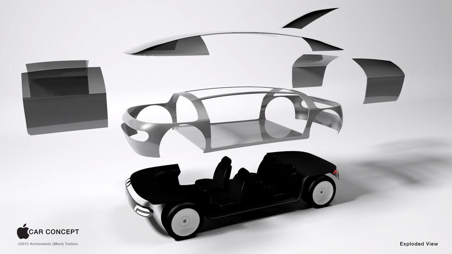 masina Apple concept 5