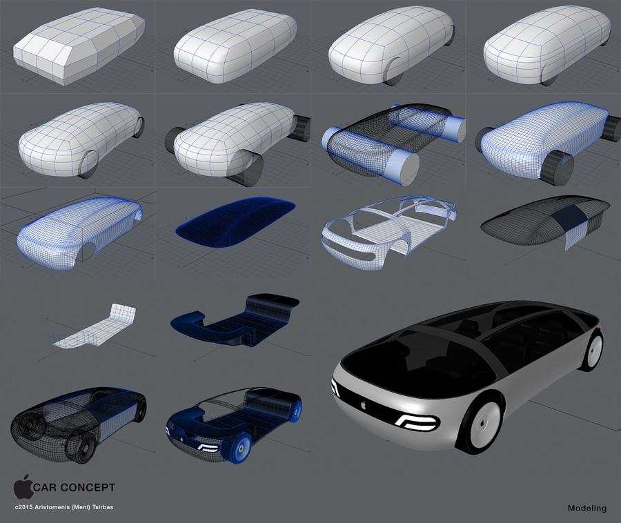 masina Apple concept 6