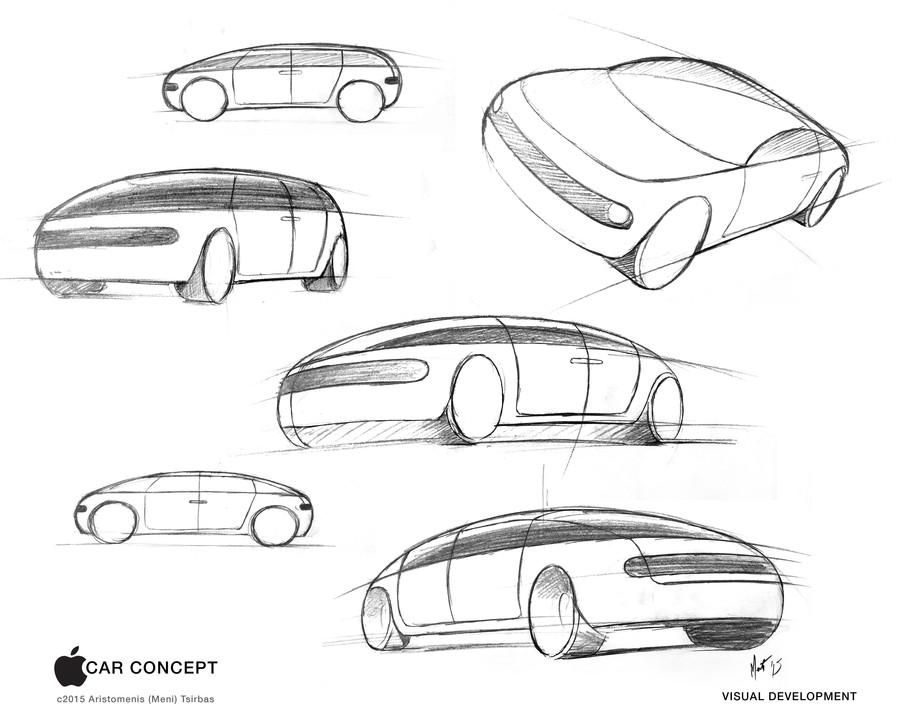 masina Apple concept 7