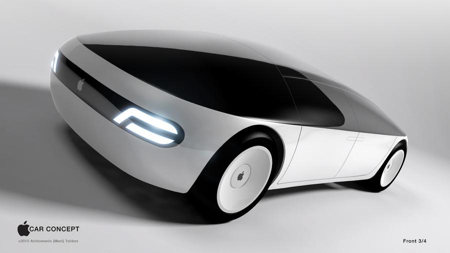 masina Apple concept
