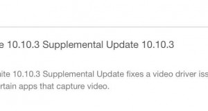 os x supplemental