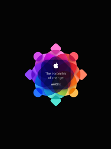 wallpaper WWDC 2015 iPad