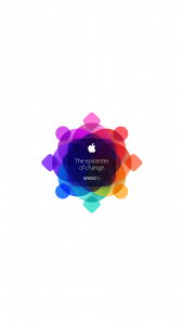 wallpaper WWDC 2015 iPhone 2
