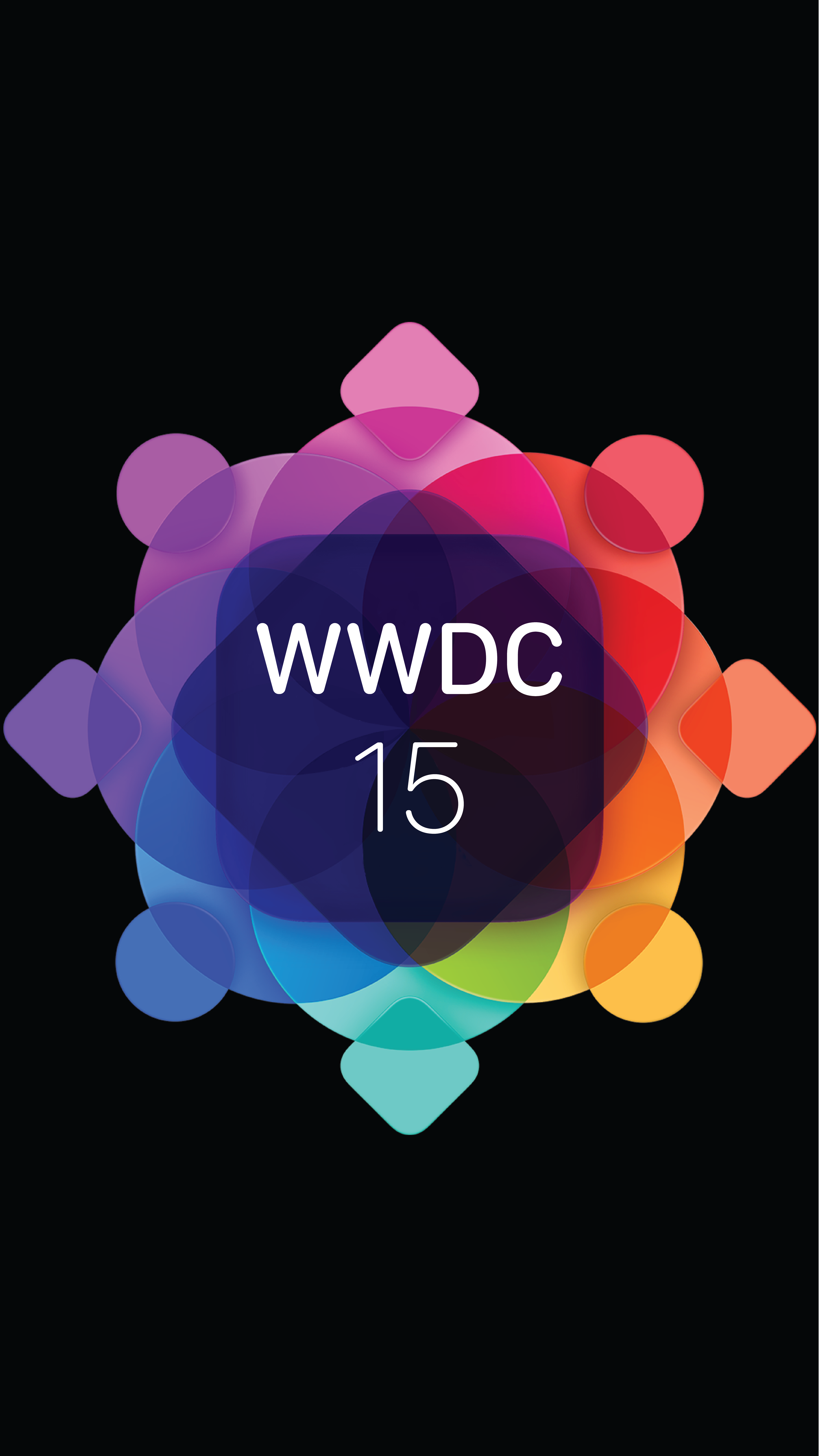wallpaper WWDC 2015 iPhone 6