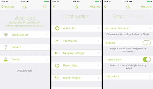 Andrios Android iOS 1 - iDevice.ro