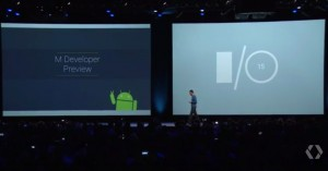 Android M prezentare video