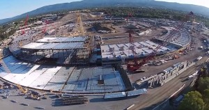 Apple Campus 2 Mai 2015