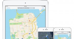 Apple Maps TomTom