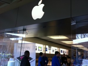 Apple Store monterey