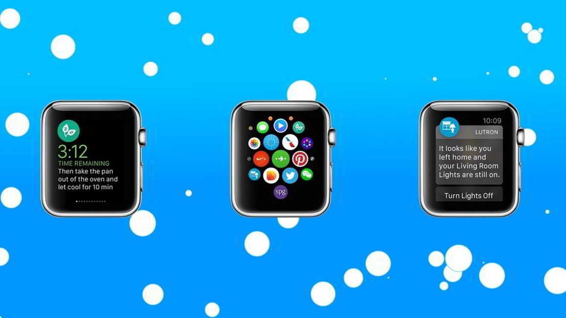 Apple Watch SDK