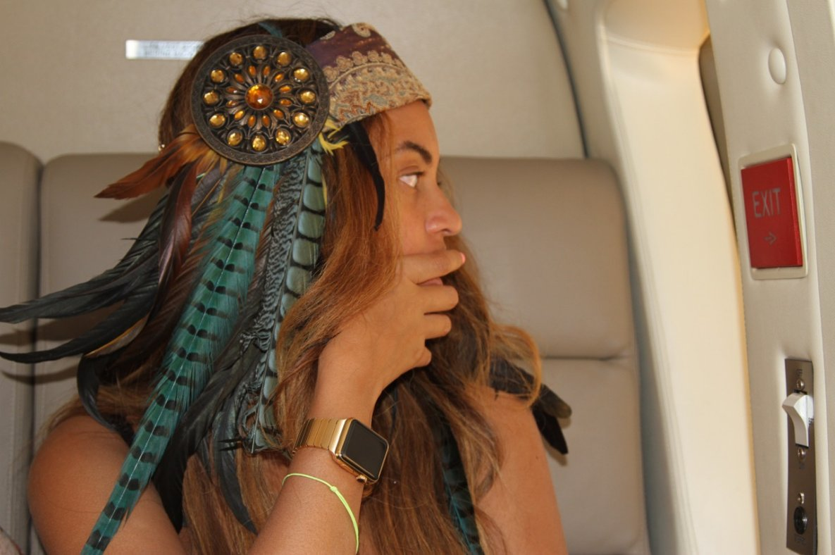 Apple Watch aur bratara Link aur Beyonce