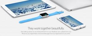 Apple Watch conectat iphone mac