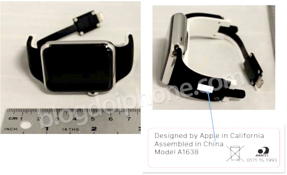Apple Watch curea cablu Lightning