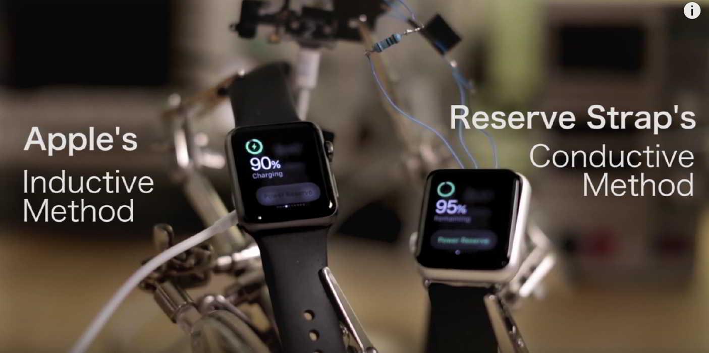 Apple Watch incarcare port diagnostic