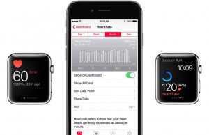 Apple Watch masurare batai inima Watch OS 1.0.1