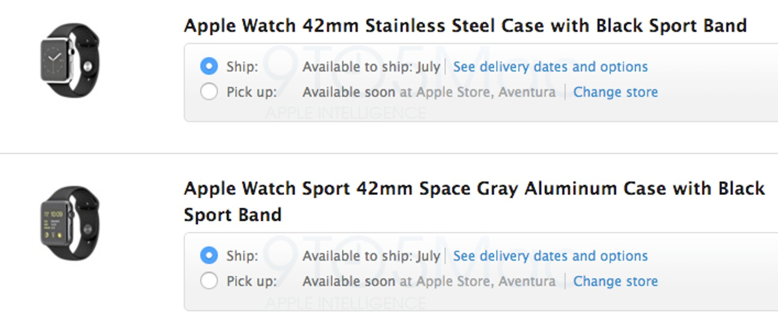 Apple Watch ridicare magazin - iDevice.ro