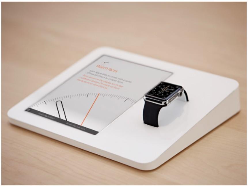 Apple Watch stand prezentare