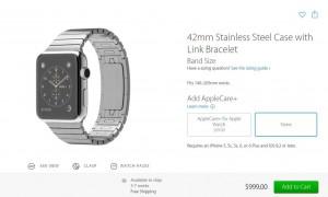 Apple Watch timp livrare