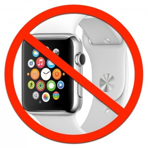 China interzice Apple Watch