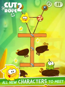 Cut the Rope 2 reducere
