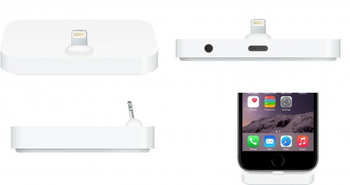 Dock Lightning iPhone 6 6 Plus 2