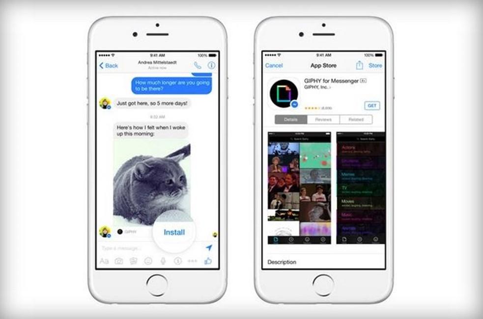 Facebook Messenger jocuri