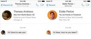 Facebook identificare contacte