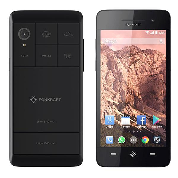 Fonkraft smartphone modular 1 - iDevice.ro